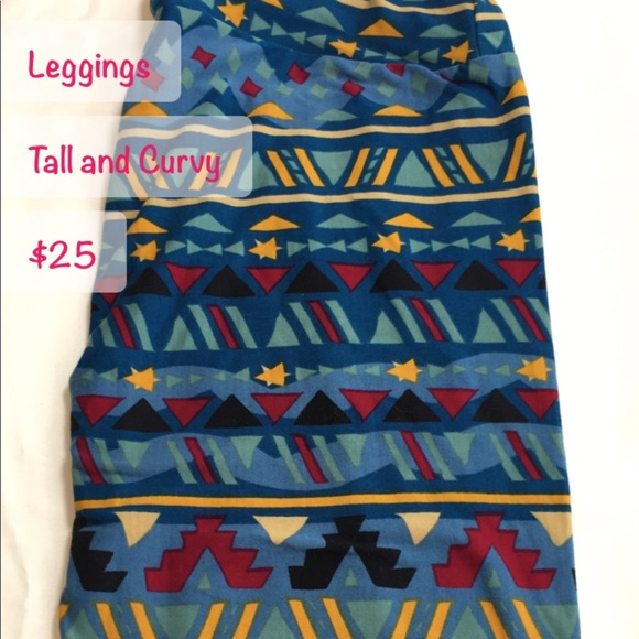 LuLaRoe Pants - LuLa Roe TC leggings